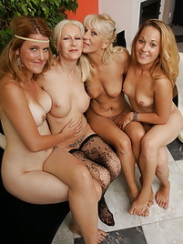 milf group sex