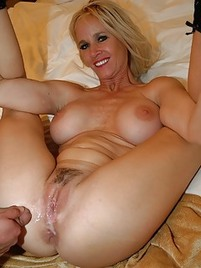 Cream free milf pie