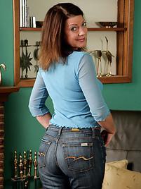 Milf Jeans Sex