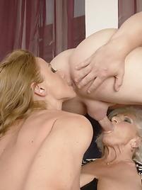 Anal Licking Milf